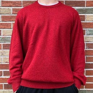 ❤️ Brooks Brothers 3-Ply Cashmere Crewneck Sweater